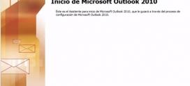 Configurar correo Outlook 2010